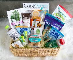 filled easter baskets vegan easter basket the glowing fridge