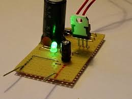 make a simple 12 volt power supply 6 steps