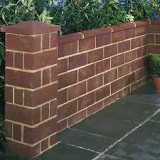 solid concrete block for garden enclosures for walls stone