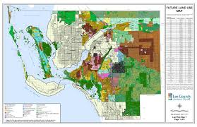 Florida Elevation Map by The Future Land Use Map