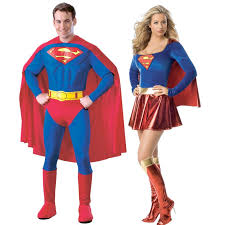 couples costumes superman supergirl couples costumes