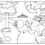 pigs coloring pages houses printable gekimoe u2022 111417