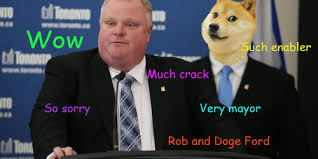 Rob Ford Meme - image 638067 rob ford crack smoking scandal know your meme