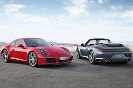 porsche releases video demo of its rear axle steering system on