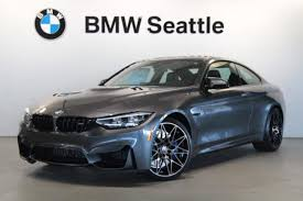 m4 coupe bmw 2018 bmw m4 coupe mineral gray metallic for sale in seattle wa