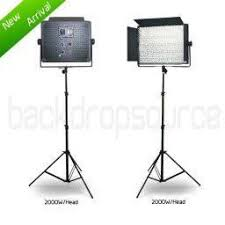 led lights for photography studio 2 x 1000w video led photography lights