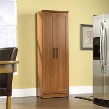 black kitchen storage cabinet homeplus storage cabinet 411963 sauder