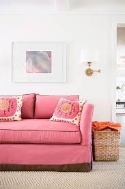 pink sofa design ideas