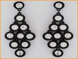 Ebay Black Chandelier Black Chandelier Earrings Ebay Inspiration Home Designs Black