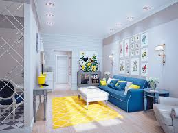 fresh home decor blue and yellow home decor living rooms room and quartos