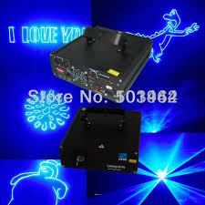 aliexpress buy sale dj laser lights 1000mw 450nm blue