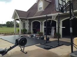 backyard shed gym home outdoor decoration