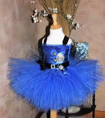 Police Halloween Costume Kids Police Tutu Dress Police Officer Halloween Costume Blue Tutu