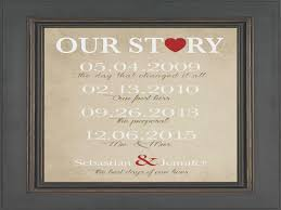 1st anniversary gifts for 1st wedding anniversary gift for him lovely anniversary gift