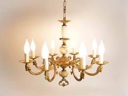 Vintage Candle Chandelier Chandelier Marvellous Candlestick Chandelier Glamorous
