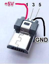 micro usb charger cable wiring diagram wiring diagram
