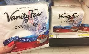 Vanity Napkins Vanity Fair Napkins Only 1 22 At Target