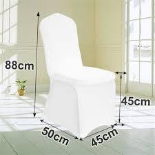 housse de chaises mariage housse de chaise mariage couverture de chaise banquet hôtel