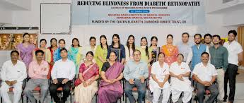 Preventing Blindness Diabetic Care Initiatives To Prevent Blindness From Diabetic