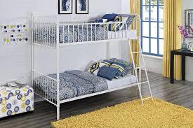 Cymax Bunk Beds Bedroom Breathtaking Walmart Loft Bed Cymax In White Iron