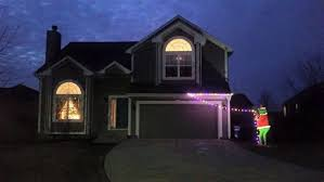 lazy christmas lights 24 times were so lazy to decorate for christmas they came