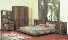 Wicker Rattan Bedroom Furniture by Rattan Furniture Bedroom
