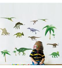 dinosaur wall stickers children room wallpaper home decor green dinosaur wall stickers children room wallpaper home decor livingroom bedroom tv background pvc wall paper stickers