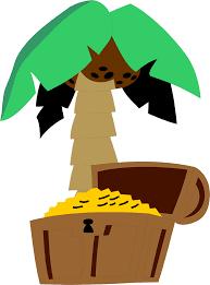 treasure chest free stock photo illustration of a treasure