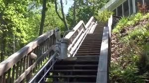 innovative lifts outdoor curved stair lifts youtube