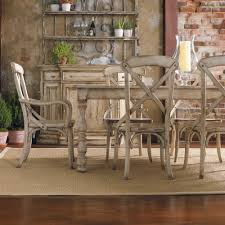 furniture farmhouse dining chairs round dining table sets
