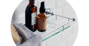 Bathroom Chrome Shelves Bathroom Shelves Glass Steel Chrome Shelves Plumbing