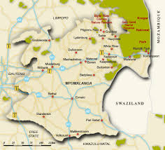 africa map elevation mpumalanga map south africa africa map