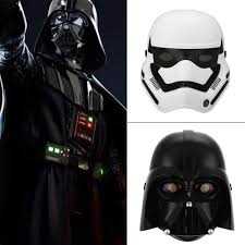 Led Light Halloween Costume by Star Wars Peradix 2 Colors Mask Led Light Storm Trooper Mask