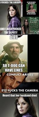 T Dogg Walking Dead Meme - the most biting walking dead memes funny pinterest dead memes