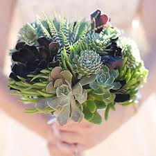 succulent bouquet how to incorporate succulents into your wedding in season now