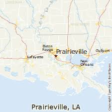 louisiana map cities best places to live in prairieville louisiana