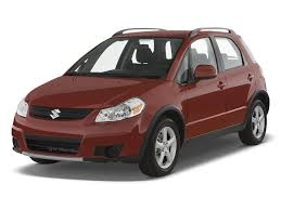 2008 suzuki sx4 crossover reviews and rating motor trend