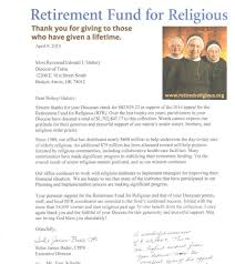 Appreciation Letter Sister bp slattery receives letter of gratitude for diocesan