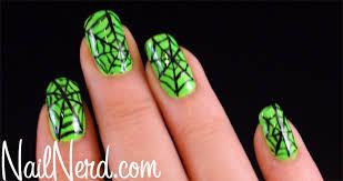 nail nerd nail art for nerds apple spiderweb nails