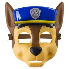 paw patrol pup mask chase target