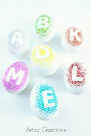 Decorating Easter Eggs With Markers by Decorate Easter Eggs With Sharpie Markers Artzycreations Com