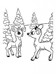 25 cartoon reindeer ideas reindeer