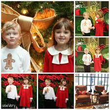 sewvery a christmas norah dress