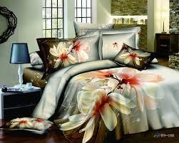Girls Bedding Sets Queen by Big Flower Women U0027s Ladies Girls 3d Queen Comforter Sets Bed In A