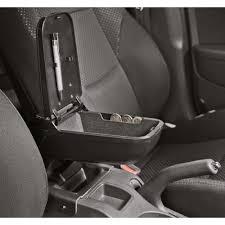 2 premium black car armrest for suzuki swift 2005 2011