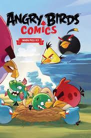 angry birds transformers age eggstinction u2013 idw publishing