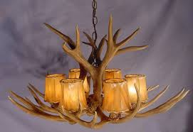 How To Make Deer Antler Chandelier Antler Chandeliers Deer Antler Lighting And Real Antler Lamps