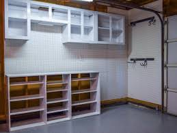 Kitchen Cabinet Wall Brackets How To Install A Pegboard How Tos Diy