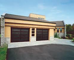 Porte Entree Grande Largeur Porte De Garage Toute Vitrée Sécuritaire Garaga