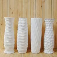 Large Ceramic Vases Vases Design Ideas Modern And Contemporary White Floor Vases